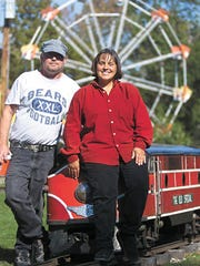 Guy and Sue Drollinger to run the rides at City Park