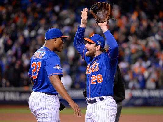 timeless design 88a30 4eb32 Nightengale: Daniel Murphy casts mighty spell on Cubs in NLCS