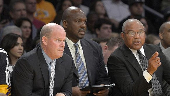 Auburn's assistant coach Chuck Person will be arriving