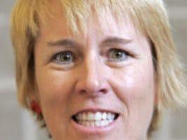WIAA associate director Deb Hauser