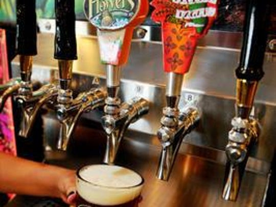 Florida Beer Company in Cape Canaveral is Brevard's largest brewing operation.