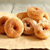 Ready, Set, Dough! Premier Center adds mini doughnuts stand