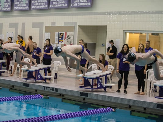 Spartan Invt Swim Meet