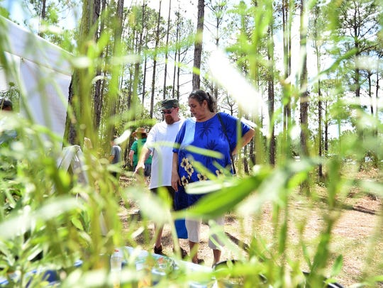 Oxbow Eco-Center's Earth Day Festival is 10 a.m. to 3 p.m. Saturday at 5400 S.E. St. James Drive in Port St. Lucie.