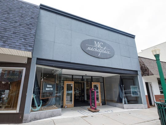 MC Marketplace, located at 334 S. Water St., Marine