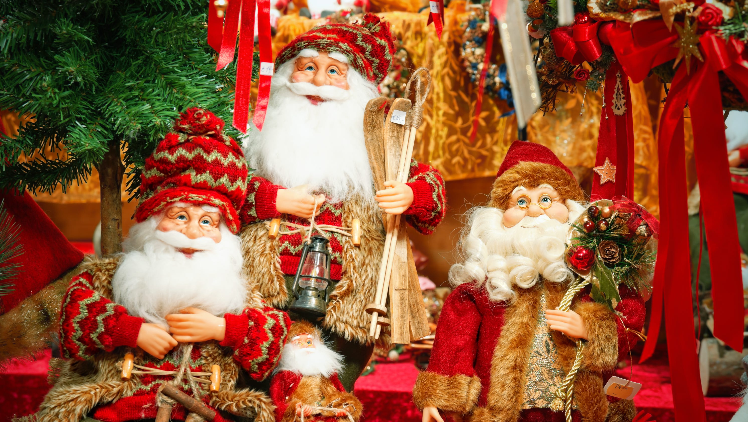 What Kind Of Christmas Decorations Are Used In Spain : U s home to fantastic christkindl markets
