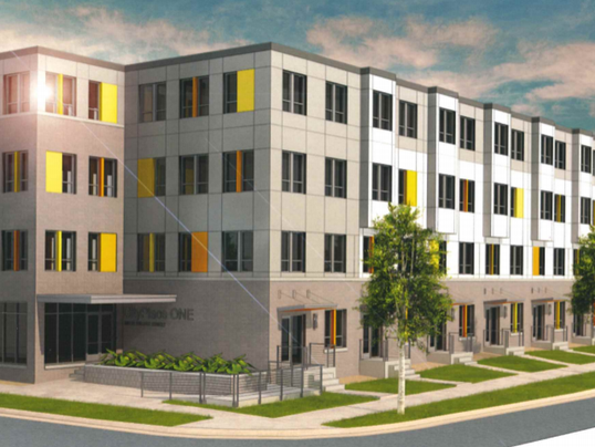 Plan To Build Apartments North Of Downtown Expands