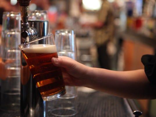 bartender beer
