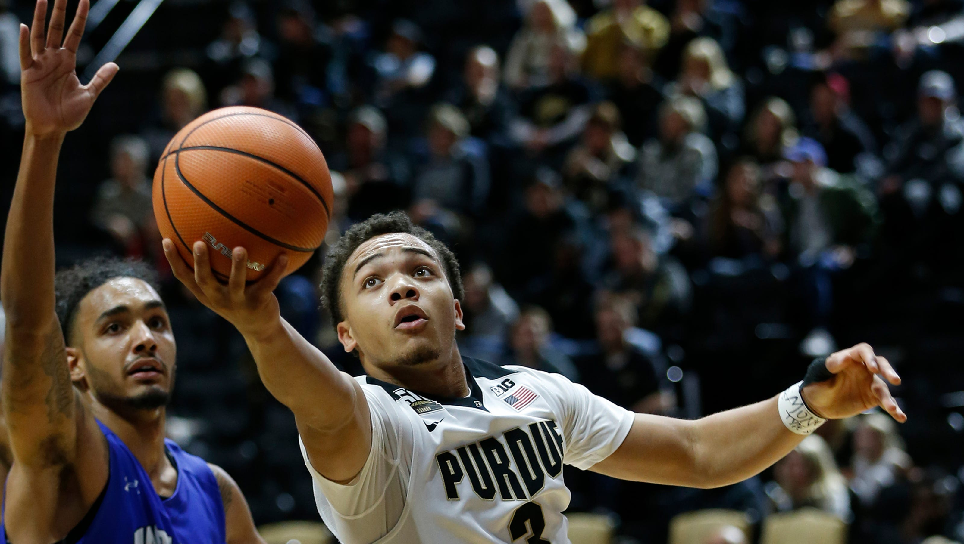 Get the latest Purdue Boilermakers news scores stats standings rumors and more from ESPN