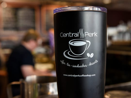 Alan Scherr, owner of Central Perk Coffee Shop, is under pressure to change its name due to a trademark held by the Warner Bros. Entertainment Inc.
