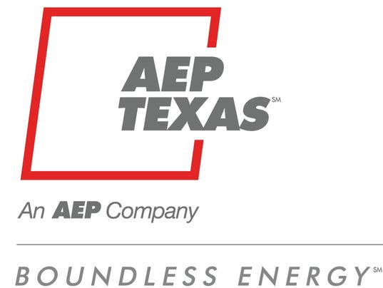 aep texas picks new logo