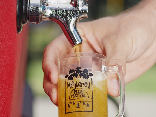 Monterey Beer Festival.
