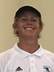 Ida Baker golfer Blake Donnelly