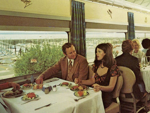 How Many Cd S Were Built As Dining Cars