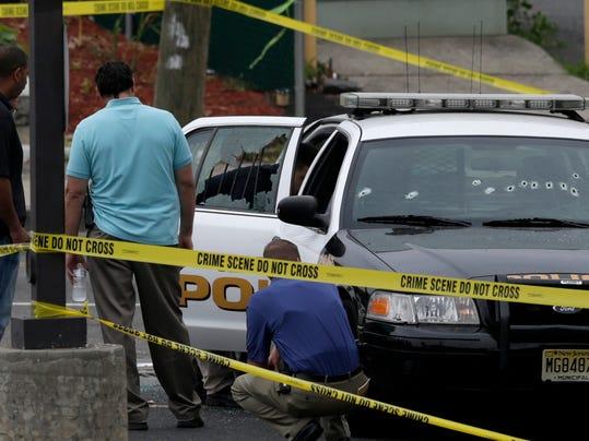 Police Officer Killed