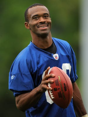 Marvin Harrison, the greatest receiver in Indianapolis Colts history, earned a spot in the Hall of Fame last month.