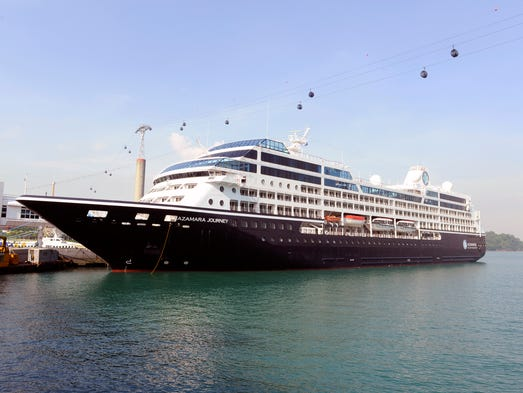 Azamara Club Cruises has several cruises that visit Italy, including a seven-day Tuscany and the Amalfi Coast sailing from Monte Carlo to Rome (Civitavecchia), embarking September 20, on the 686-passenger Azamara Journey.