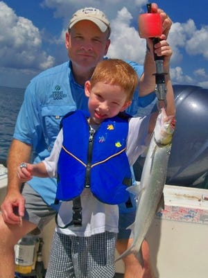 Ladyfish are fun for young and old.