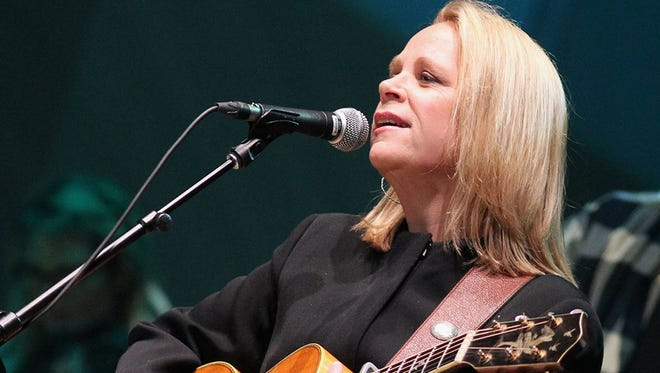 Mary Chapin-Carpenter will play the Freeman Stage at Bayside in Selbyville on Saturday, July 28, following a 7 p.m. opening set by Emily Barker.