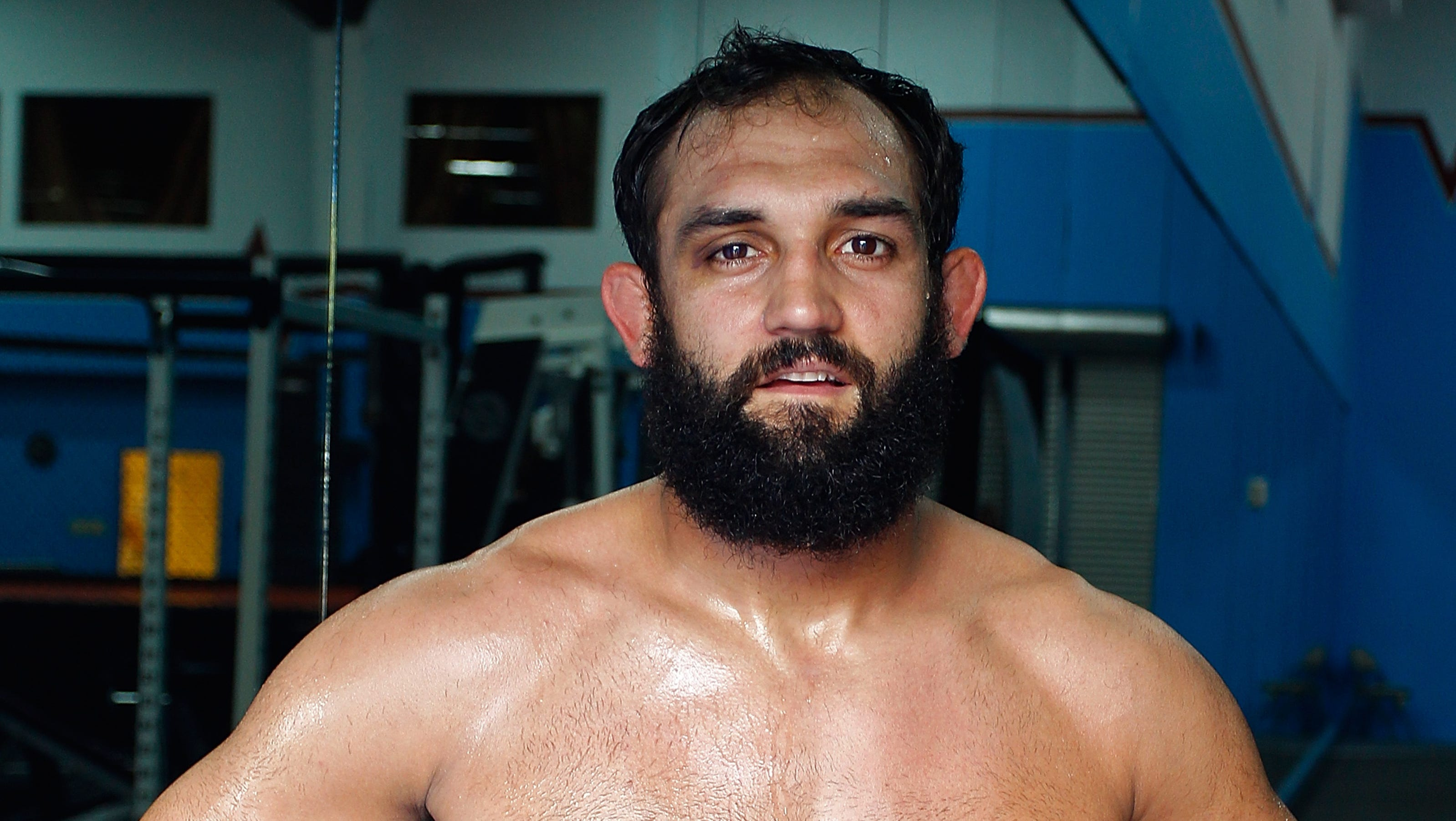 Johny Hendricks alludes to Georges St-Pierre steroid use