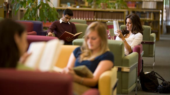 Top 50 colleges with the hardest-working students