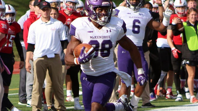 """McKendree University's Matt Cole is joining the Dolphins as a """"high-priority"""" free agent."""