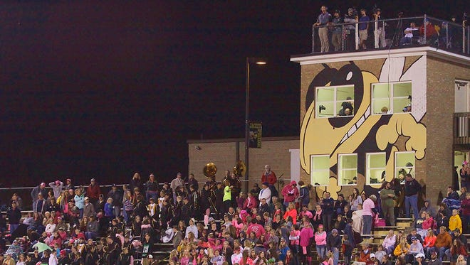 The City of Fairview is helping fund the architectural drawings for a new press box at the Fairview High School stadium.