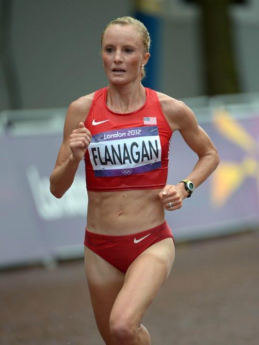 USP Olympics_ Track and Field-Women's Marathon