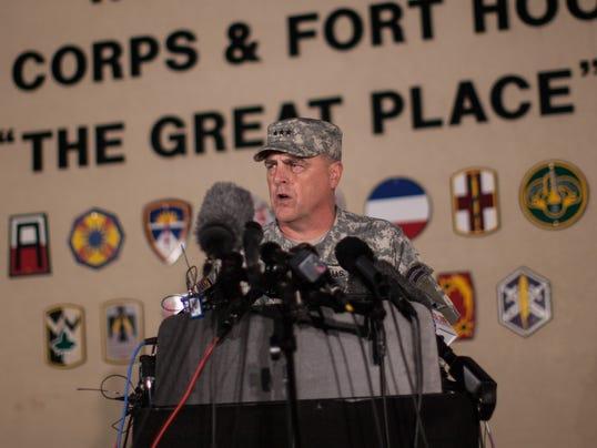 AP Fort Hood