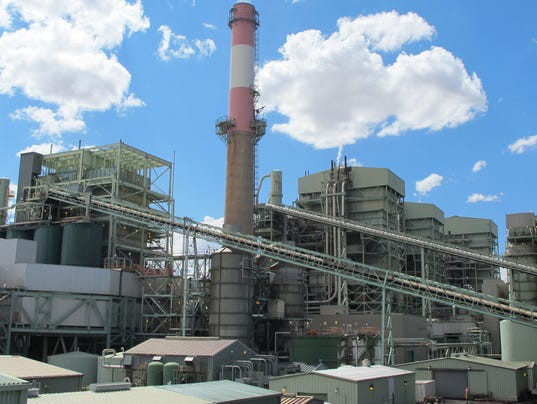 Cholla Power Plant