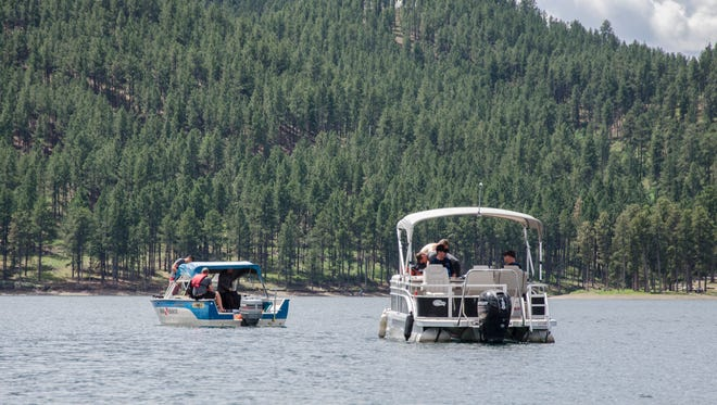 Divers on Wednesday, July 13, located the body of a drowning victim at Pactola Lake.