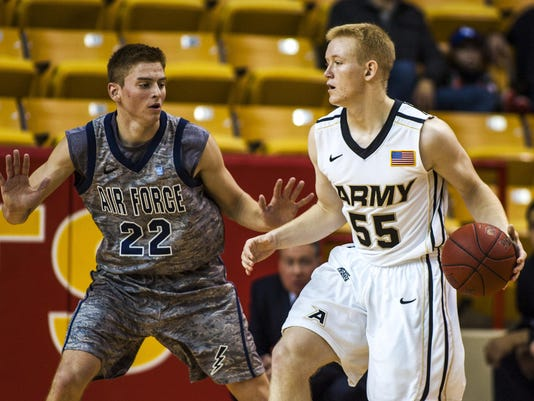 NCAA Basketball: All-Military Classic-Army vs Air Force