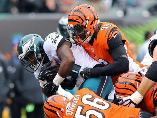 NFL: Philadelphia Eagles at Cincinnati Bengals