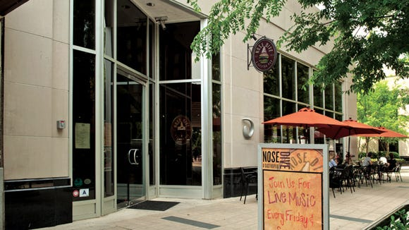 Table 301's Nose Dive, will close temporarily to undergo renovations, including the installation of a NanaWall, that will open the interior to the outside.