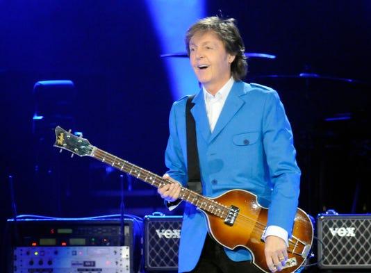 Paul McCartney in Albany