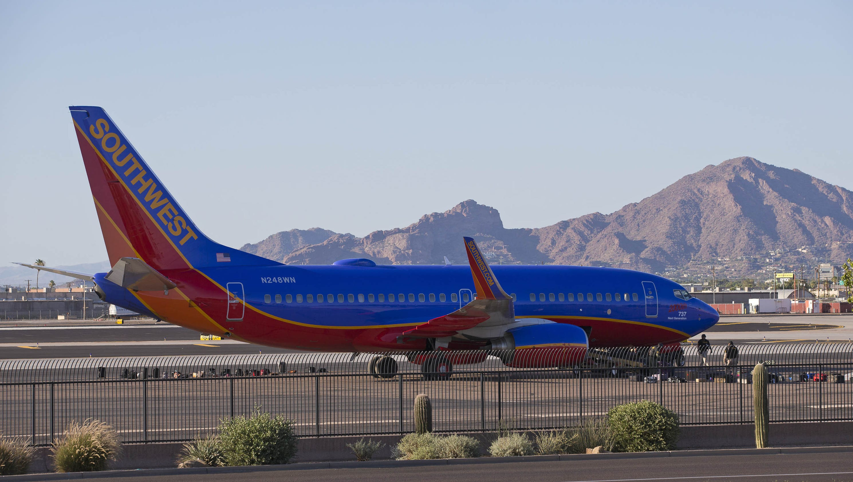 35 Southwest Airlines