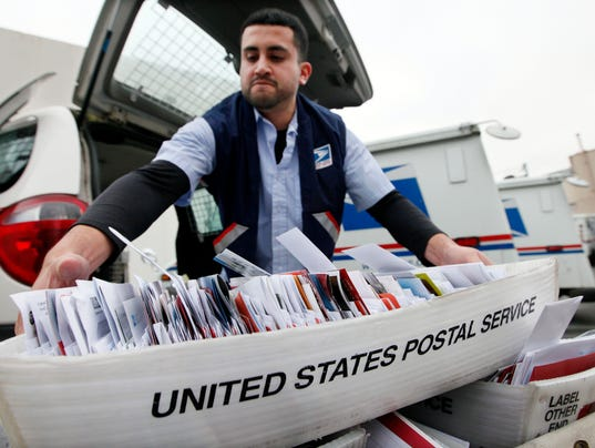 Image result for Postal Workers