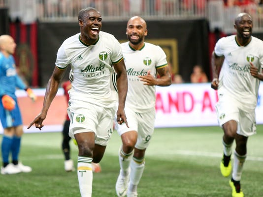 Portland Timbers tie Atlanta United