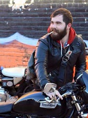 Dylan Moberg was killed in a motorcycle accident on Katie Road and Austin Street in Tea, S.D., Wednesday, May 13, 2015.