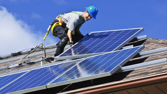 The balance between a solar homeowner's cost to the utility (by remaining attached to that utility's grid) and the benefit he or she provides to the utility (through the unused power returned to the grid) is difficult to calculate.