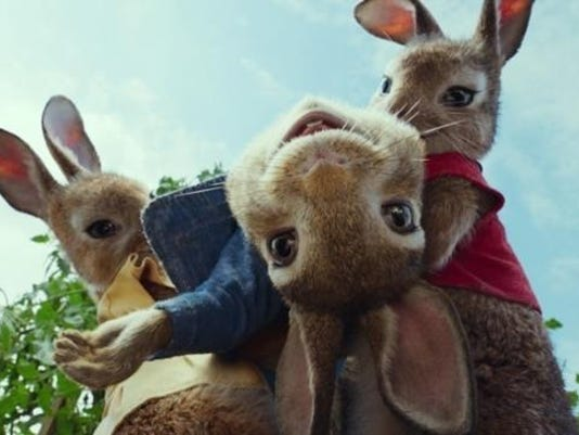 Peter Rabbit Sony Pictures Entertainment