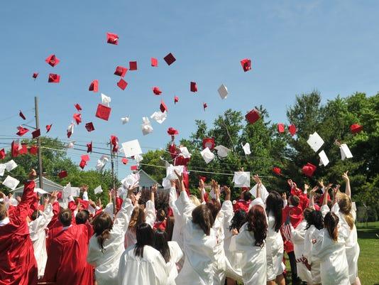 Port Clinton graduation