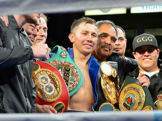 Chivas Fight Club gets back in the ring with Gennady 'GGG' Golovkin as he defeats Vanes Martirosyan