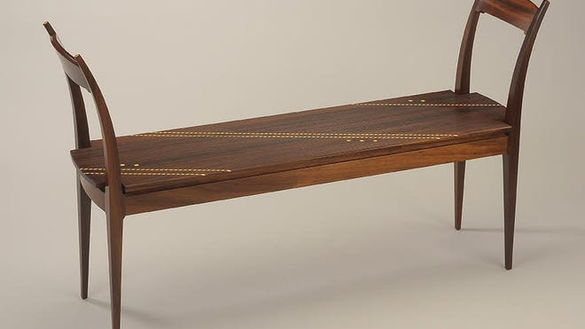 """Fuller Craft Museum's """"From Where I Sit: Permanent Collection Seating"""" opens Sept. 19."""