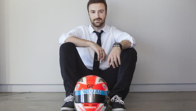 Could James Hinchcliffe land at Schmidt Peterson Motorsports in 2015?