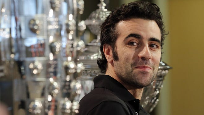 Dario Franchitti has his three Indianapolis 500 wins, but he won't try again for a fourth.