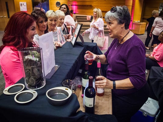 Wine Dine and Unwind 2015