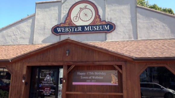 The Webster Museum, all decked out for the party (provided photo)