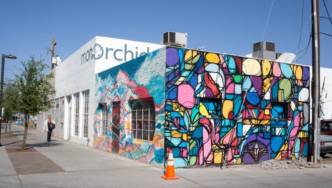 Roosevelt Row is one popular Phoenix destination that leaders would recommend to visitors.