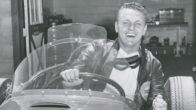 Troy Ruttman, youngest winner of Indy 500.